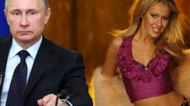 Putin'in rakibinden olay yaratan çıplak paylaşım! Rusya'nın Paris Hilton'u!