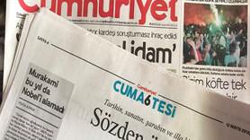 Cumhuriyet Gazetesi'nden flaş karar! Hangi ek yayından kaldırıldı?