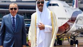 Akit yazarı Katar uçağını eleştirenlere sert çıktı: Öğrenin artık; en iyi ata padişah biner!