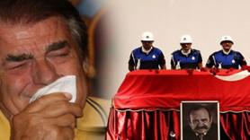 Usta oyuncunun cenazesinde yürek burkan detay!