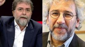 """Ahmet Hakan Can Dündar'a fena çattı: """"Alman kucağında soru sorana yiğit denmez Can!"""""""