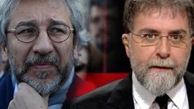 """Can Dündar'dan Ahmet Hakan'a olay yanıt! """"Tahir Elçi'ye aslan, iktidara kedi olanlar..."""""""