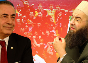 Galatasaray'da Cübbeli Ahmet krizi!