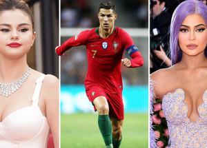 Instagram'ın en çok kazanan ünlüleri açıklandı