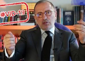 Fatih Altaylı'dan korona virüs eleştirisi!