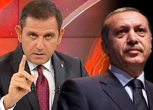 Fatih Portakal'dan Erdoğan'a olay gönderme!