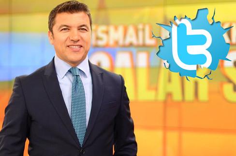İsmail Küçükkaya'dan 'Twitter' kararı!