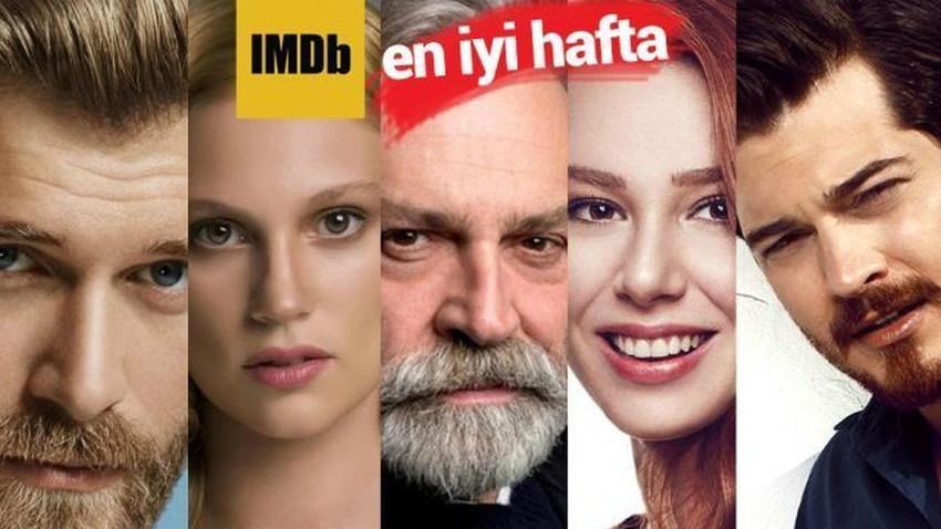 Türk oyuncuların IMDb yükselişi! Hangi diziler zirvede?