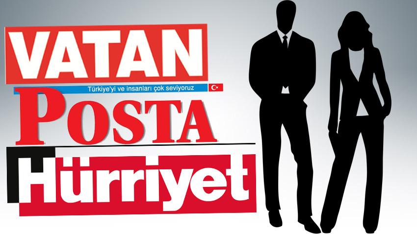 Hangi isimler kapanan Vatan'dan Hürriyet ve Posta'ya transfer oldu? (Medyaradar/Özel)