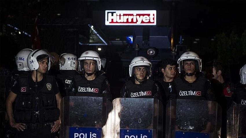 Hürriyet gazetesi binasına zarar verme davasında karar