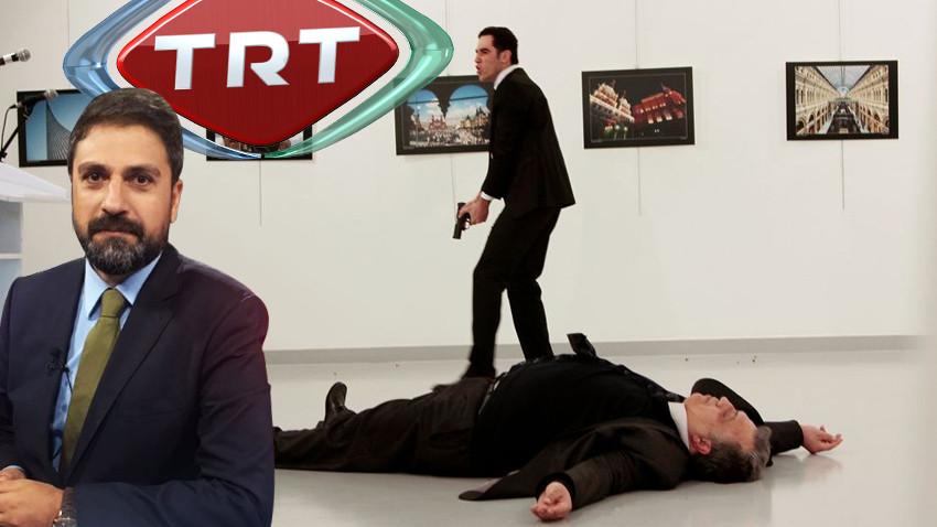 Karlov iddianamesinde TRT'ye ağır suçlama: Habercilikle açıklanamaz!