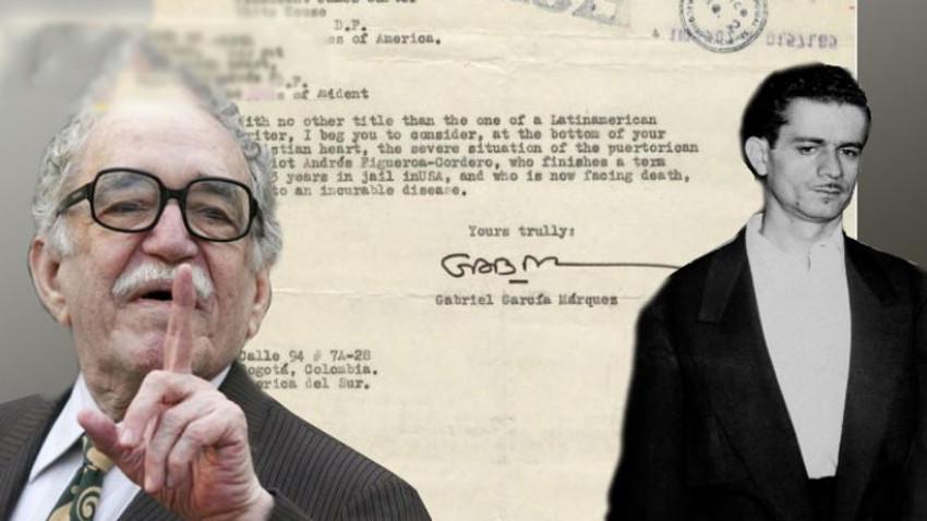 Nobel ödüllü yazar ABD başkanına Porto Riko'lu mahkum için yalvarmış