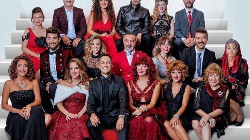 Jet Sosyete'nin erkek oyuncuları, dizinin kadınlarını anlattı!
