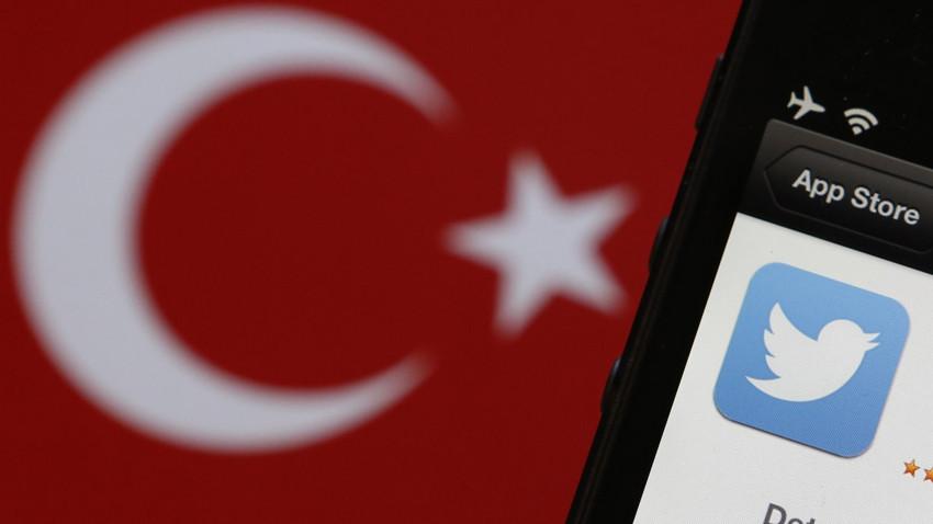 Twitter'dan skandal Türkiye sansürü
