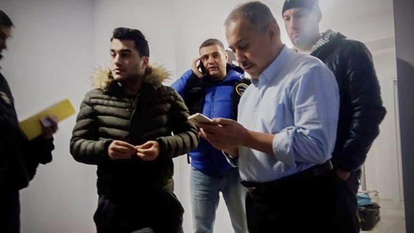 Zaman'ın yöneticisi Romanya'da önce gözaltına alındı sonra...