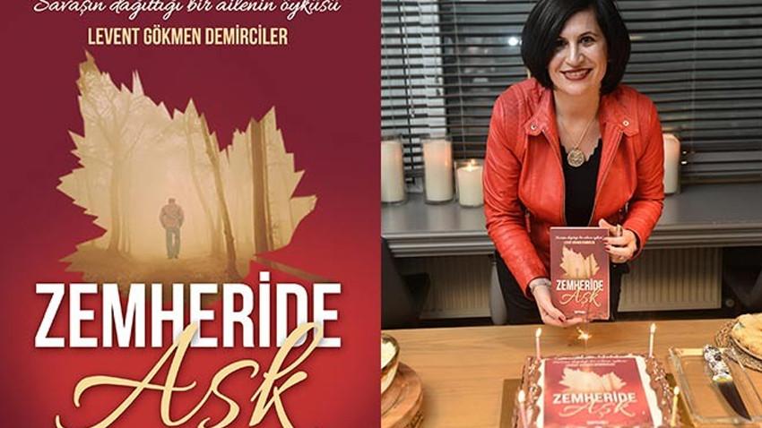 Levent Gökmen'den ikinci kitap: Bu romanı yazmak için 20 yıl bekledim!