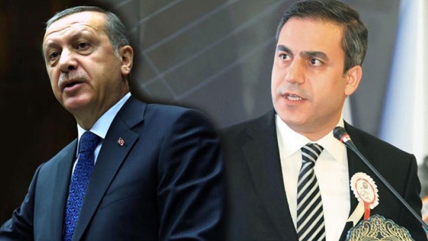 Ankara'yı karıştıran Hakan Fidan iddiası! Erdoğan'dan ilk açıklama