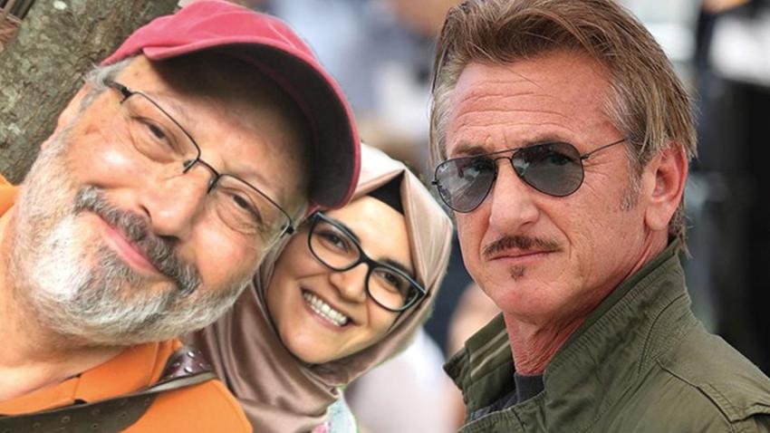 Sean Penn Kaşıkçı'nın nişanlısına ne dedi?