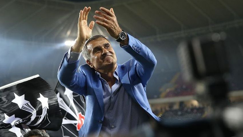 Şenol Güneş, devre arasında Beşiktaş'ı bırakıyor mu?