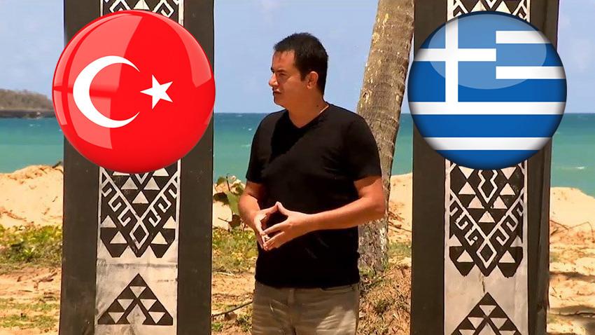 Acun Ilıcalı'dan Survivor 2019 adasından ilk fotoğraf