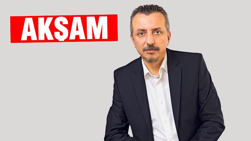 Murat Kelkitlioğlu'nu Akşam'dan böyle uğurladılar!