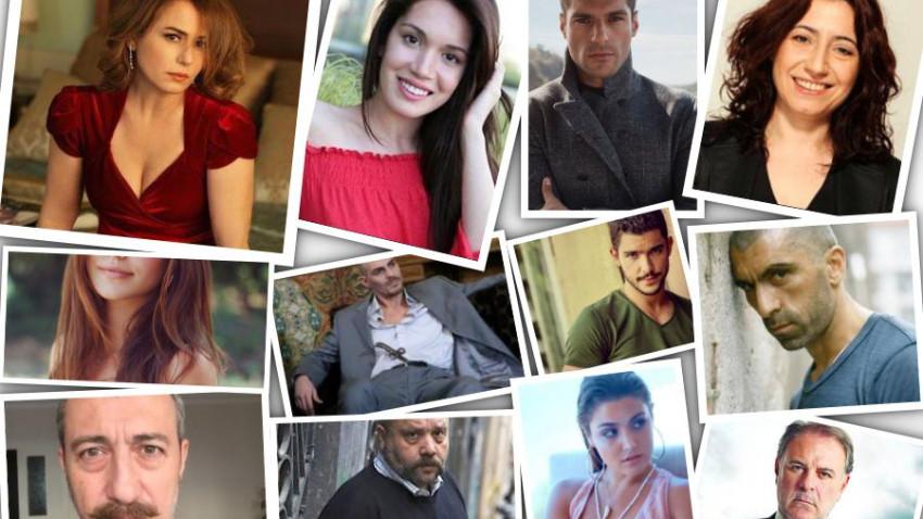 TRT'nin yeni dizisi Halka'nın afişi yayınlandı! (Medyaradar/Özel)