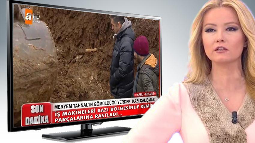 'Palu ailesi' olayında flaş gelişme: Kazı çalışmalarında kemik bulundu