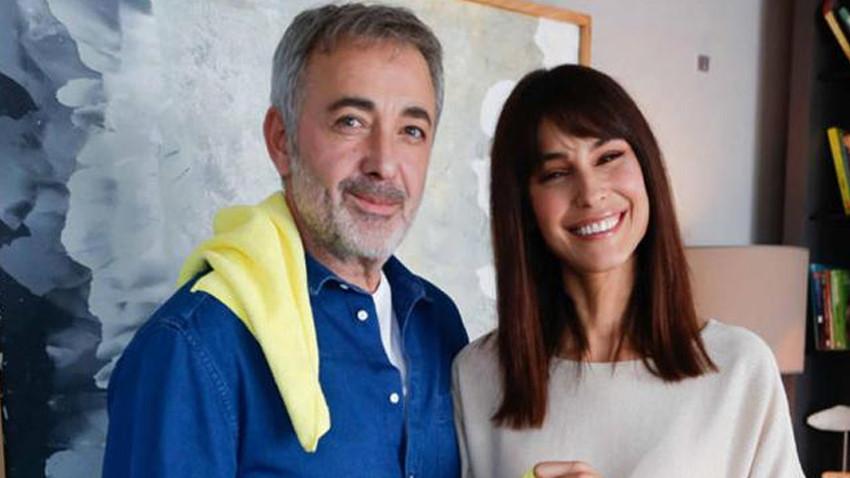 Arzum Onan ve Mehmet Aslantuğ 10 yıl sonra aynı reklam filminde buluştu!