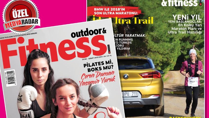 Yenilenen Outdoor&Fitness'a yeni Yayın Yönetmeni! (Medyaradar/Özel)