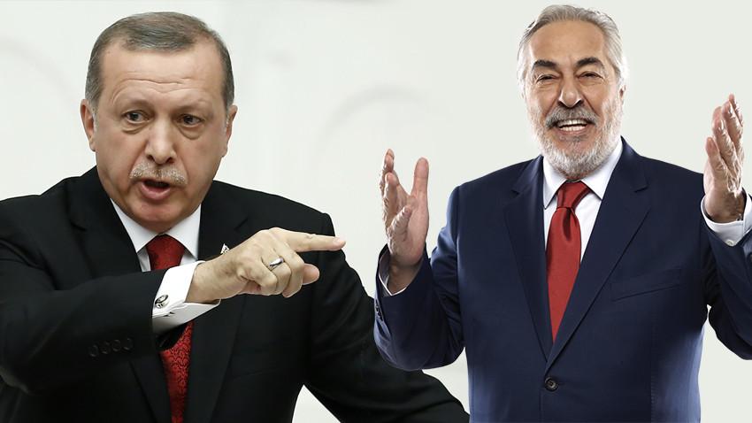 """Rutkay Aziz'den Erdoğan'a """"Mozart"""" yanıtı"""