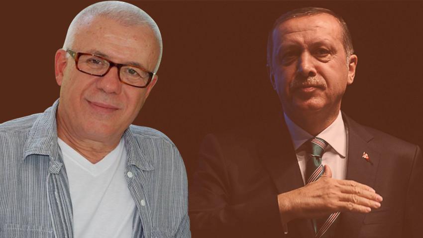 """Ertuğrul Özkök'ten Erdoğan'a övgüler : """"Ülke işte böyle bir yazı ile savunulur!..."""""""