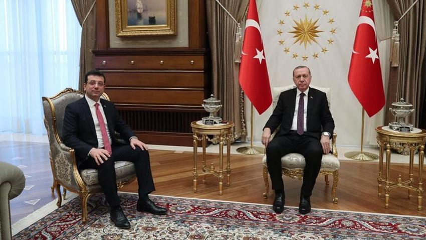 Erdoğan'dan İmamoğlu'na: Sana borcumuz varmış, onu da ödeyelim!