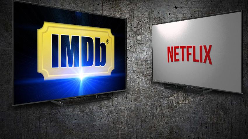 IMDb'den Netflix'e rakip: Ücretsiz dizi ve film platformu