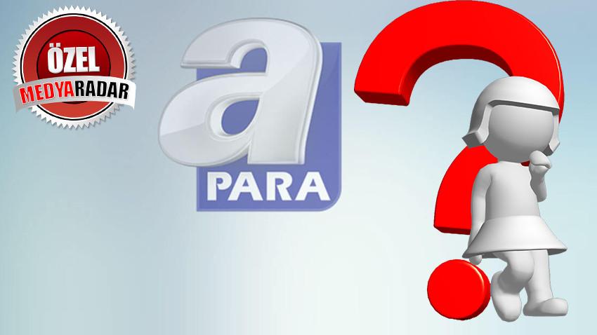 A Para'da yeni program! Hangi ünlü ekran yüzü sunacak? (Medyaradar/Özel)