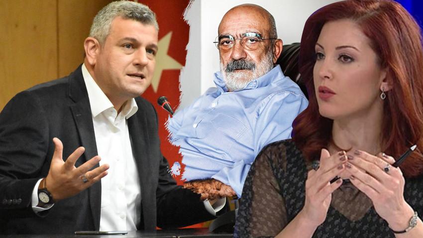 """Ahmet Altan'ın kitabı medyada polemik yarattı! """"Demek artık terörist değil ilginç"""""""