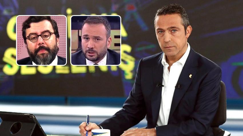 Ali Koç ifşa etti, Ertem Şener'den yanıt geldi!