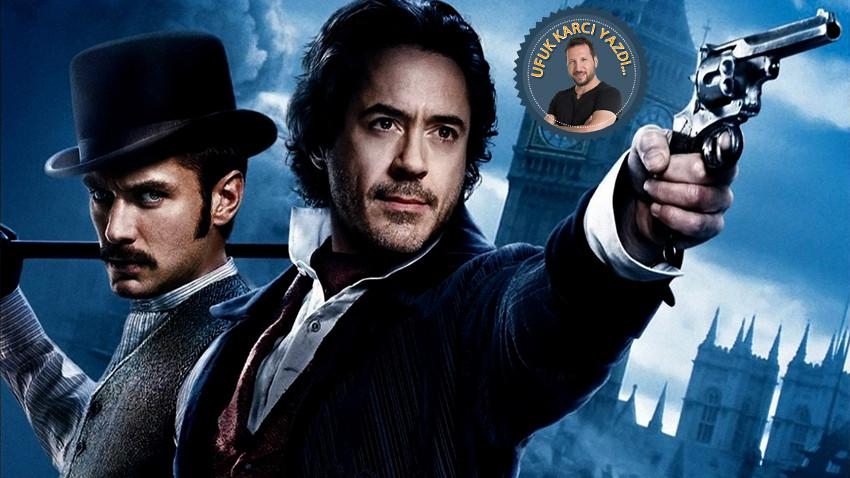 Sherlock Holmes'daki o sahne ve medya gerçekleri!