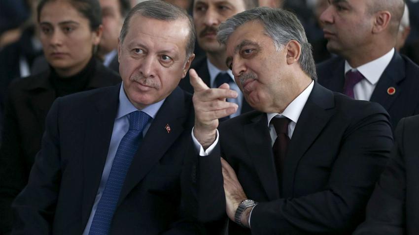 """""""Abdullah Gül 5. ayın 5'inde 55 vekille..."""""""