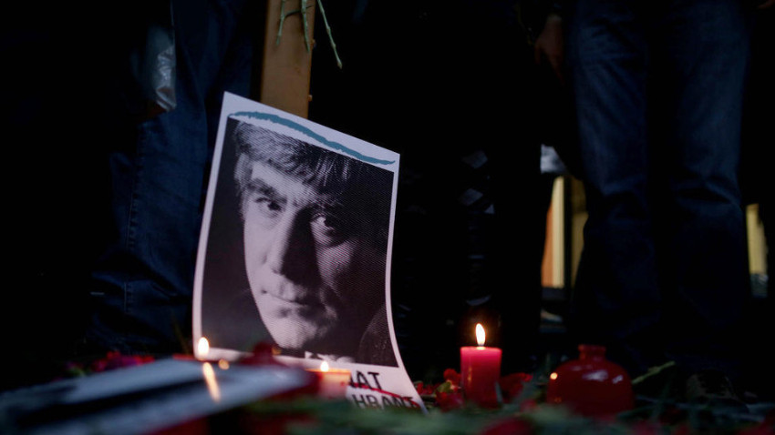 Flaş! Hrant Dink davasında iki isme tahliye