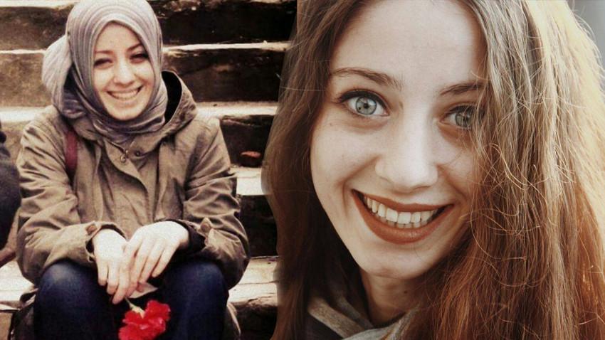 Başörtüsünü çıkaran gazeteci Büşra Cebeci neler yaşadığını anlattı