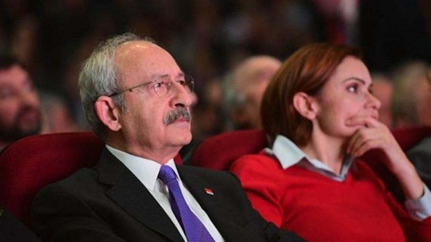 Canan Kaftancıoğlu ile Kemal Kılıçdaroğlu arasında restleşme!