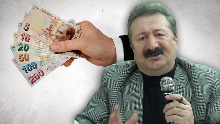 Röportaj için 350 bin lira iddiası çıldırttı! İspatlansın kendimi yakmazsam şerefsizim!