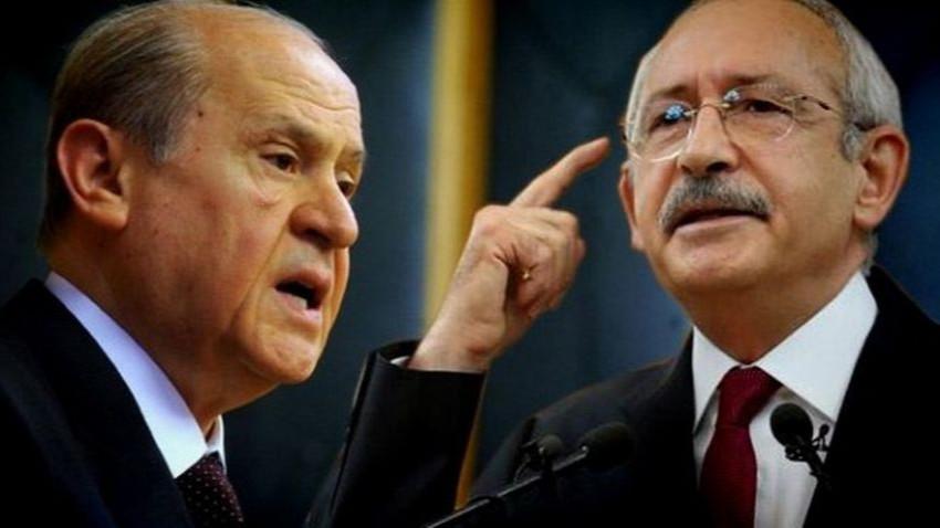 Bahçeli Kılıçdaroğlu'nu topa tuttu: Senden bir halt olmaz!