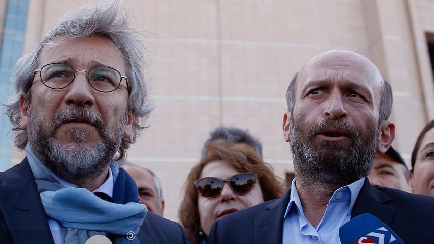 Sevilay Yılman'dan Erdem Gül tepkisi: Siyaset adına da, gazetecilik adına da utanç verici!