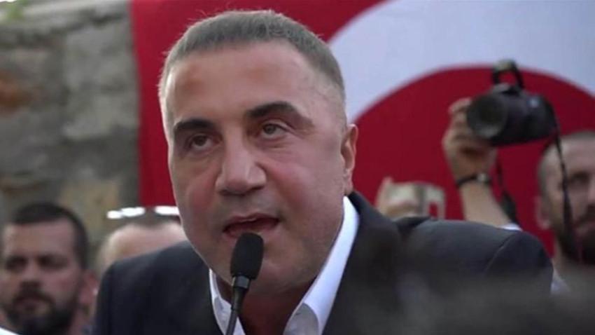 Sedat Peker savcılığa ifade verdi! 'Konuşmamın arkasındayım'