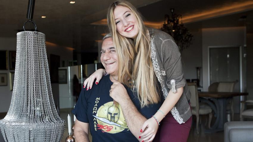 Mehmet Ali Erbil'den yeni haber! Kızı açıkladı...