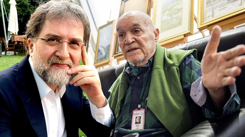 Hıncal Uluç'tan Ahmet Hakan'a: 'Sen ne biçim gazetecisin o zaman?' diye sorarlar adama
