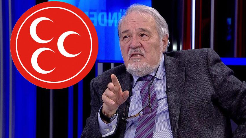 Kavga büyüyor! MHP'li Yalçın'dan İlber Ortaylı'ya sert sözler