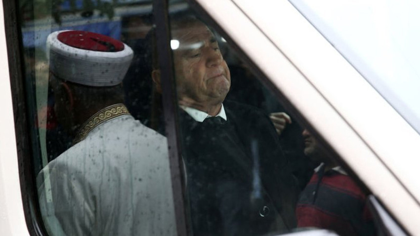 Fatih Terim'in babası son yolculuğuna uğurlandı!