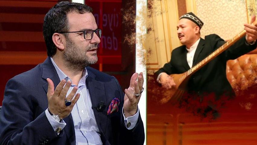 Kemal Öztürk: Uygur halk ozanı propaganda malzemesi mi yapıldı?